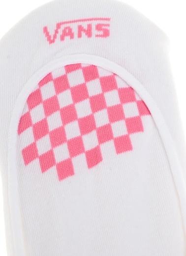 Vans Spor Çorap | 2'li Paket Beyaz